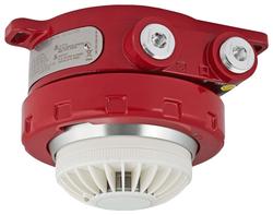 Edwards Signaling 30 3013 Hazardous Location Smoke Detector