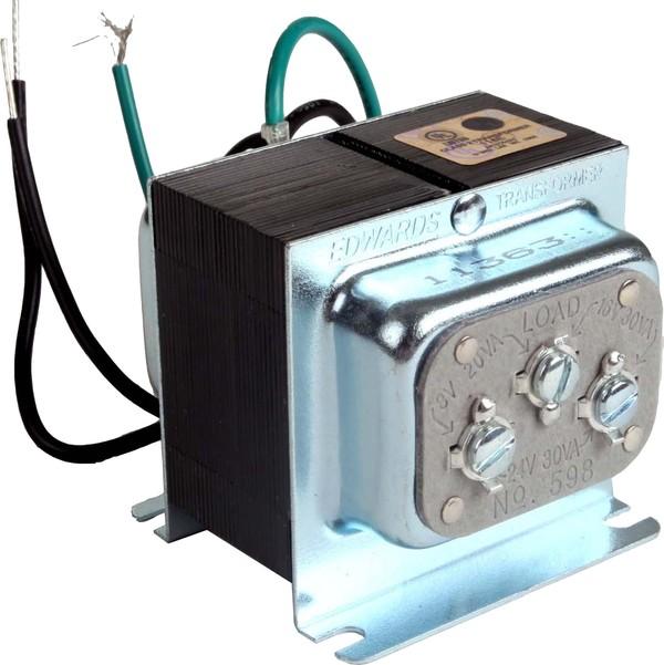 edwards signaling 590 series class 2 signaling transformers low rh edwards signals com