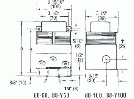 wiring diagram edwards 592 transformer edwards transformer