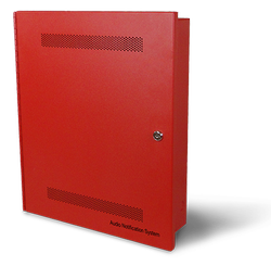 Fire Alarm Audio Notification System