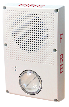 Edwards Signaling Wg4 Speaker Strobe Series Outdoor